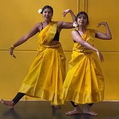 Watch: Paris-based dancers perform hip-hop and Bharatnatyam mashup