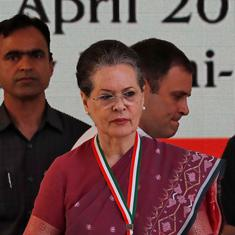 On Galwan Valley clash anniversary, Sonia Gandhi says no clarity from Centre yet