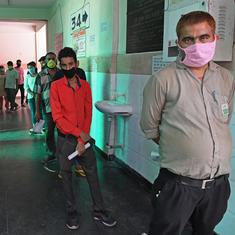 Covid-19: Over 1,100 patients untraceable in Lucknow as nearly 2,300 gave wrong details during tests