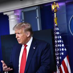 Donald Trump signs order against hiring H-1B visa holders for US jobs
