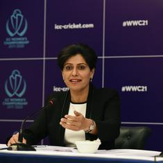 BCCI thinking of women's cricket but communication so far has been specific to men's: Anjum Chopra