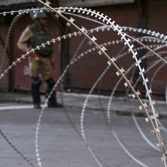 Jammu and Kashmir: 183 people still under detention, Centre tells Parliament