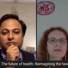 Watch: Experts discuss the future of healthcare systems in the wake of the Covid-19 pandemic
