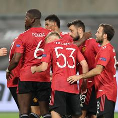 Europa League wrap: Manchester United, Inter Milan reach semi-finals with hard-fought wins