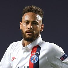 I want to go to the final: Neymar after reaching first Champions League semis with PSG