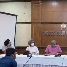 Delhi Police were scared of mob and helpless, say 'Caravan' journalists who were attacked