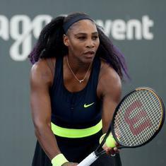 Tennis: Serena Williams rallies from set down to beat Venus in second-round Lexington marathon