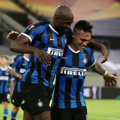 Europa League: Inter Milan storm into final as Lukaku, Martinez net brace in Shakhtar thrashing