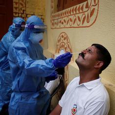 Coronavirus: Andhra Pradesh becomes third state to breach three lakh-mark with 9,652 new cases