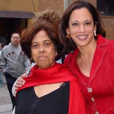 While celebrating Kamala Harris, we shouldn't forget her trailblazer mother's contribution to the US