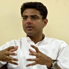 Sachin Pilot says Congress leadership will decide who will work in government and party organisation