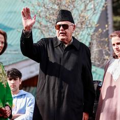 J&K: Farooq Abdullah says NC will review its political agenda only after all leaders are released