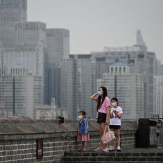 Coronavirus: Beijing authorities allow citizens to not wear masks as cases decline