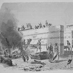 What researching cremations of the dead in colonial India taught me about life in our cities today