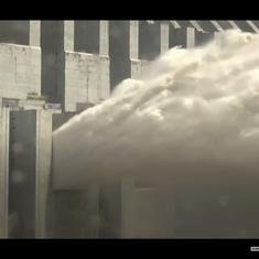 Watch: World's largest hydroelectric dam, Three Gorges in China, sees its heaviest flood ever