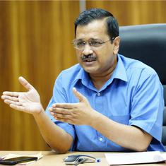 Delhi is past the peak of second coronavirus wave, says CM Arvind Kejriwal
