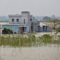 Flood situation in Bihar remains severe with over 80 lakh affected in 16 districts