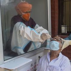 Coronavirus: India reports 13,083 new cases – 30% lower than previous day