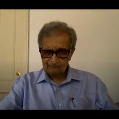'We did have a fairly open democratic society...But recently it's got much worse': Amartya Sen
