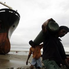 Is there a safe and sustainable way for India to dismantle old ships?
