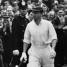 Pause, rewind, play: 'How to play cricket' — Sir Don Bradman's masterclass