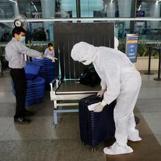 Covid: India extends suspension of international flights till January 31, UK flight ban to January 7