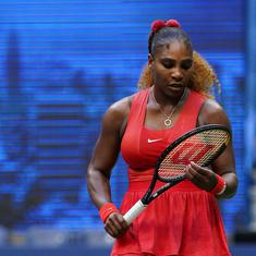Tennis: Serena Williams forced to withdraw from Rome due to Achilles tendon injury
