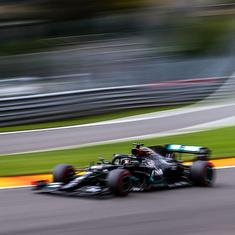 Formula One: At Monza's 'temple of speed', Hamilton looks to go past another Schumacher record