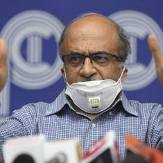 Prashant Bhushan moves SC for right to appeal in contempt case