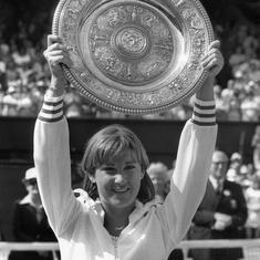 Pause, rewind, play: Chris Evert's unparalleled era of consistency and records on the tennis courts
