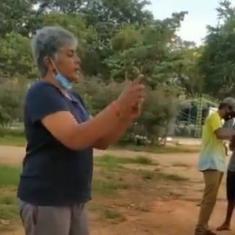Bengaluru: Congress leader denies harassing actor Samyuktha Hegde for wearing sports bra in a park