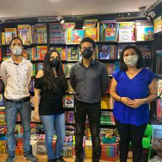 The pandemic ruined the expansion plans of this children's bookshop. Then its founders fought back