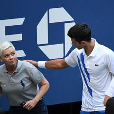 Have to move on but don't think I'll forget about it: Novak Djokovic on US Open disqualification