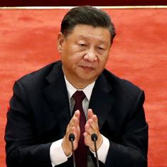 To understand how China's public diplomacy is changing under Xi, just watch his new year speeches