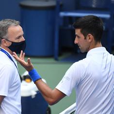 French Open 2020: Going to be extra careful of hitting a tennis ball around the court, says Djokovic