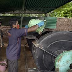 Eco India: A community in Gurgaon is ensuring no organic waste is sent out of their homes