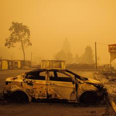 US: Wildfires kill 15 people in three states, massive rescue efforts under way