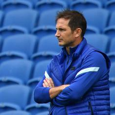 Premier League: Chelsea sack head coach Frank Lampard after recent slump in form