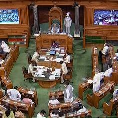 Parliament: Lok Sabha clears three labour code bills by voice vote amid boycott from Opposition
