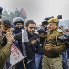 Delhi riots: What evidence does the Delhi Police have against Umar Khalid?