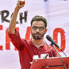 Delhi riots: Ask police how chargesheet was leaked to media, Umar Khalid tells court