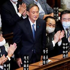 Japan: Yoshihide Suga elected new prime minister, will replace Shinzo Abe