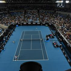Australian Open: Two players test positive for coronavirus as problems mount for organisers