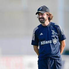 Serie A: Facing high expectations, can coach Andrea Pirlo free up Juventus to play with his vision?