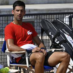 It is troubling to hear: Djokovic voices fears over uncertain future for lower-ranked tennis players