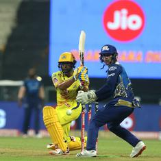 IPL 2020: Gritty Ambati Rayudu provides a shot in the arm for MS Dhoni with a special half century