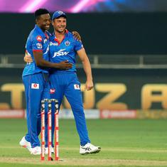 Watch: Marcus Stoinis, Kagiso Rabada star as DC beat KXIP after Super Over-thriller in IPL 2020