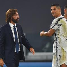 Serie A: Cristiano Ronaldo on target as Andrea Pirlo makes winning start as Juventus manager