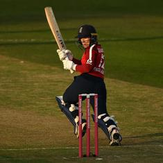 First T20I: Tammy Beaumont's half-century helps England clinch 47-run win over the West Indies
