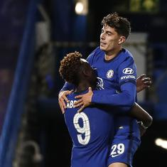 League Cup: Kai Havertz hat-trick powers Chelsea into fourth round, Arsenal see off Leicester City